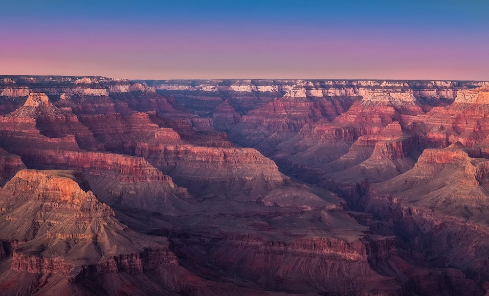Grand Canyon EUA